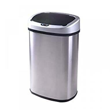 BestOffice Automatic Trash Can For Bedroom Outdoor