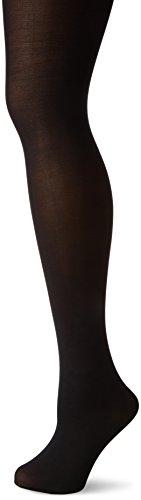 Dim Style Opaque Velouté, Collants Femme, 50 Den Noir, Taille: 3/4