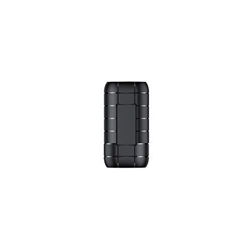 STTWUNAKE Diktiergerät, 500 Stunden Unterstützung, 128 G, eingebauter Magnet, Mini-Audio-aktiviertes Sound-Diktiergerät, digitales professionelles Aufnahmegerät, Mikro-Flash-Laufwerk