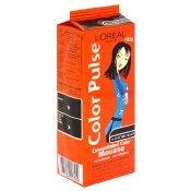 LOREAL Paris Color Pulse Concentrated Color Mousse Non-Permanent (1 Application) 1.76oz/49.8g ELECTRIC BLACK