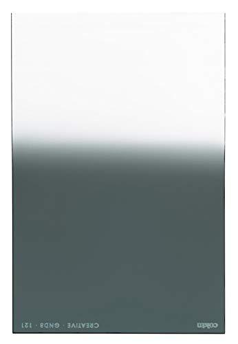 Cokin Z121 - Filtro ND8 Degradado, Color Gris