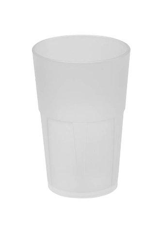 Mojito Design Box Verres à Cocktail, Plastique, Transparente, 0.35 litres, 6 pièces