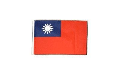 Fahne Flagge Taiwan 30 x 45 cm
