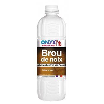 Brou de noix - Onyx