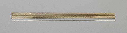 エスコ # 0 糸鋸刃(彫金用/12本) EA522VE-6