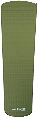 Wechsel Tents Lito M 2.5 Isomatte - Leicht und Robust - 183 x 51 x 2,5 cm, Grün