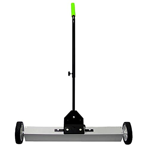 Grip 36' Magnetic Sweeper With Wheels & Release