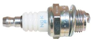 Two NGK Spark Plugs - BMR6A, Replaces Champion RCJ8