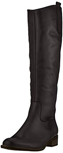 Gabor Shoes Damen Fashion Hohe Stiefel, Braun (Espresso (Effekt) 28), 40 EU