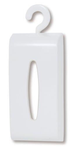 伊勢藤 ティッシュペーパーボックス ホワイト 1個