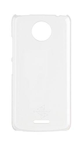 Capa Protetora Cristal Case Transparente Moto E4, Motorola, E4, Capa com Proteção Completa (Carcaça+Tela), Transparente