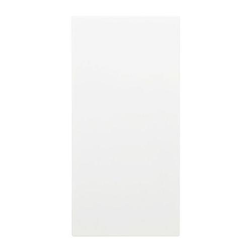 IKEA SPONTAN Magnettafel in weiß; (37x78cm)