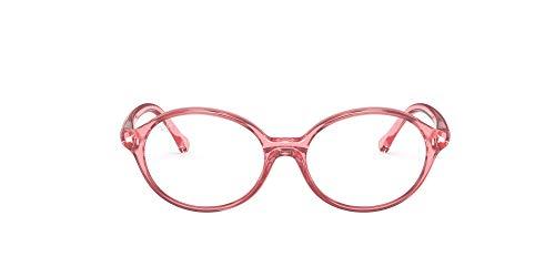 Ray-Ban Gafas de Vista RY 1901 JUNIOR Transparent Pink 44/14/125 unisex