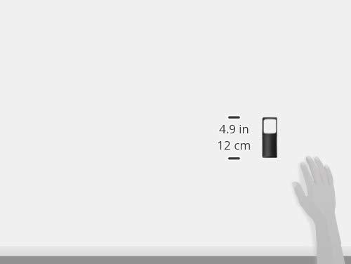 Wedo 2717501 Lupe eckig (mit LED Beleuchtung inklusiv Batterien) schwarz - 4