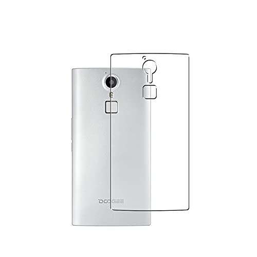 Vaxson 2 Unidades Protector de pantalla Posterior, compatible con DOOGEE F5 [No Carcasa Case ] Película Protectora Skin Cover Piel