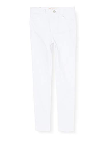 Levi's Kids Lvg 720 High Rise Super Skinny Pantalones White para Niñas