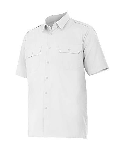 Velilla P5327Xl - Camisa uniforme manga corta
