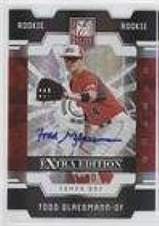 Todd Glaesmann #50/50 (Baseball Card) 2009 Donruss Elite Extra Edition - [Base] - Status Signatures [Autographed] #76