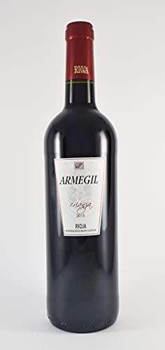 Bodegas López Morenas Armegil Crianza Vino Tinto - 6 Paquetes de 750 ml - Total: 4500 ml