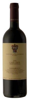 Barbaresco Camp Gros, Marchesi di Gresy 75cl (caja de 6), Piemonte, Italia, Nebbiolo, vino tinto