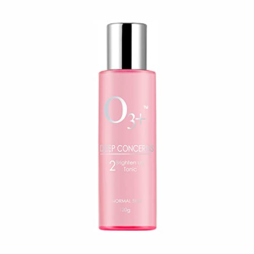 O3+ Deep Concerns 2 Brightening Up Tonic to Reducing Spots, Dullness & Pigmentation, 120 ml