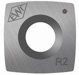 Easy Wood Tools Ci1-R2-Platz w / 2