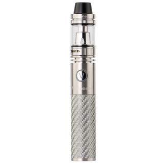 Vapioneer® Ryzer 100 | E-Zigarette 100 Watt | E-Shisha mit 2ml Tankinhalt für Liquid | Dampfer mit 2400mAh Akku | Einfache Handhabung | Silber | Ohne Nikotin