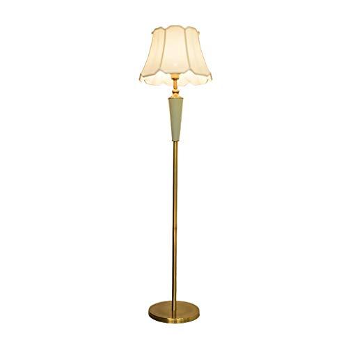FAFZ staande lamp verticaal van Amerikaans keramiek staande lamp retro woonkamer slaapkamer goud