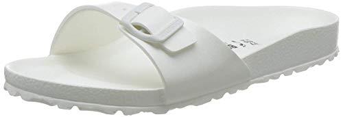Birkenstock Schuhe Madrid Eva Schmal White (128183) 39 Weiss