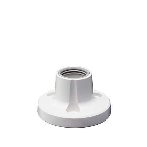 パトライト 積層信号灯 シグナル・タワー(R) 円形ブラケッ SZP-003W アルミポール(POLE22-ANタイプ)用