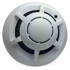 JOKIN WiFi Hidden Spy UFO Wireless Smoke Detector Camera...