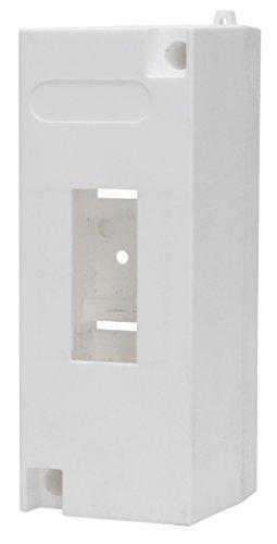 Kopp 347722001 Aufputz - Verteilerkasten klein ohne Tür 1-reihig für 2 Pole