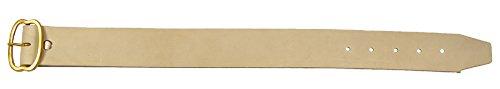 Imex El Zorro 22142 Collar de cuero para oveja (60 x 4 cm, hebilla hierro)