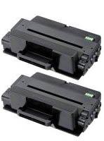 Organizza Ufficio 2 X Toner O-MLTD205L, Compatibili con Samsung ML3310, ML3310D, ML3310ND, SCX4833, SCX4833FD, SCX4833FR con Chip da 5000 copie cadauno