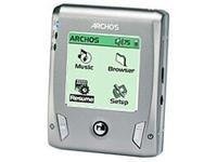 Archos Gmini XS 200 draagbare MP3-speler 20 GB zilver