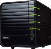 TC95 - NVR MINI NV-2040 NUUO 4 Kanal Netzwerkvideorekorder mit IP DI Auflösung 1 TB