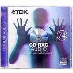 TDK cdrxg74CDR Audio 650M B
