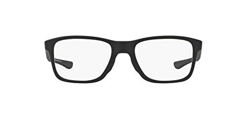 Oakley 8107, Monturas de Gafas Unisex adulto, Negro (Satin Black), 53