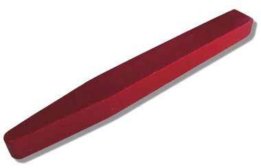 UDIG Siegellack Stick rot, Siegellackstange 12,8 cm für Siegelstempel zur Herstellung von brechenden Siegeln