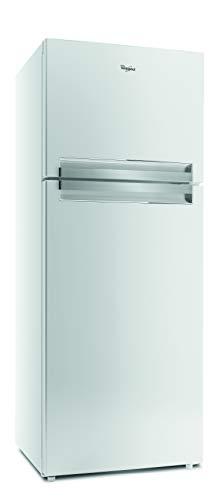 Whirlpool TTNF 8111 W Frigorifero Doppia Porta, Libera Installazione, 427 L, A+, Total No Frost, A+, Bianco