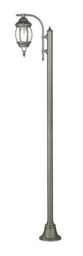 Série Vienne ART. n231_l43_ga magnifique Piédestal cm-Aluminium-Fabriqué en Italie par VALASTROlighting-recommandé