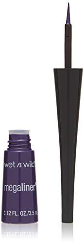 Wet & Wild Eyeliner Mega Liquid-Electric Purple, 0.3 Ounce