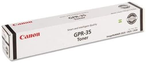 NEW CANON OEM TONER FOR IMAGERUN 2525 - 1-GPR35 SD BLACK TONER (Printing Supplies)