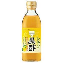 ミツカン レモン黒酢 500ml×6本 瓶