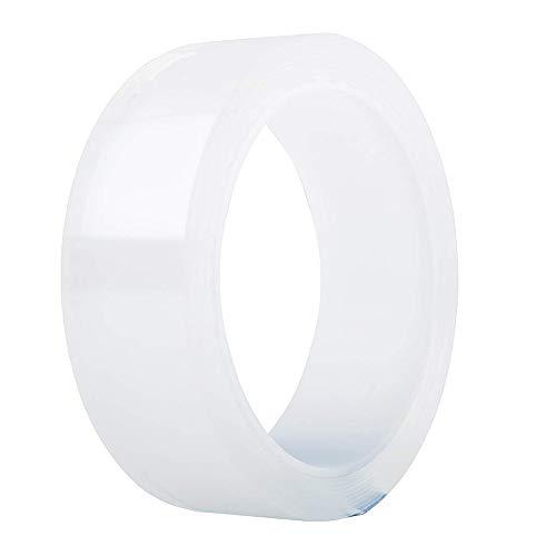 防水テープ アクリル製 透明 カビ/汚れ/水漏れ防止 補修テープ 強粘着 高耐熱 抗菌 目立たない 隙間テープ 台所 コーナー 浴槽 洗面台 水回り お風呂(30mm×5m)