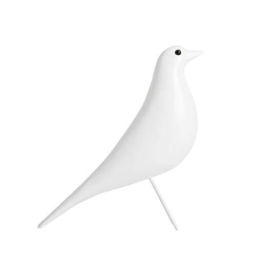 ambachten beeldhouwkunst creatieve Scandinavische ornamenten Eames vogel decoraties moderne minimalistische huis woonkamer slaapkamer boekenkast interieur meubels decoratie