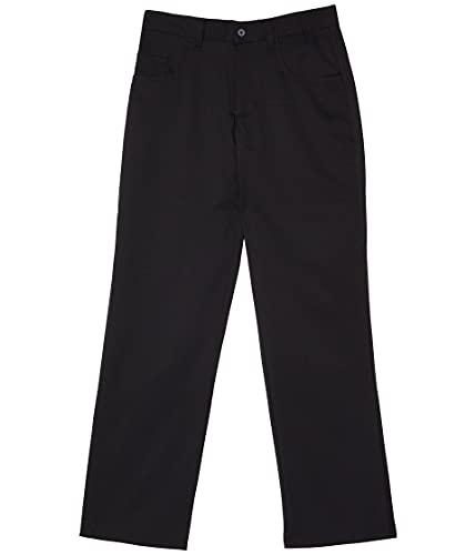 PUMA Jungen Hose mit 5 Taschen, Jungen, Golfhose, 5 Pocket Pant, Puma Black, X-Large