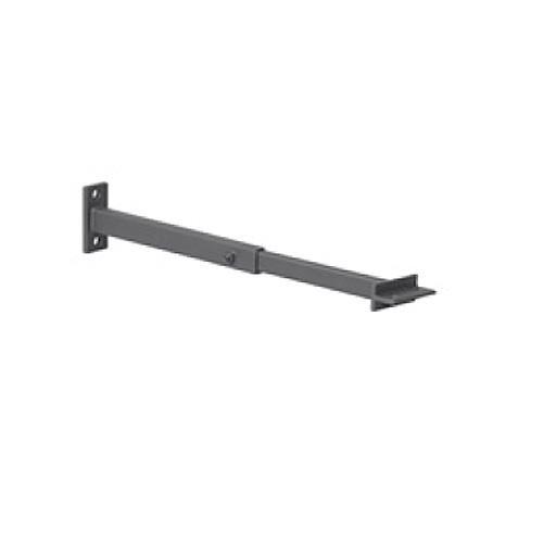 Möck Wandhalterung für Bride, verstellbar, 150-400 mm, System Primus Schwarz