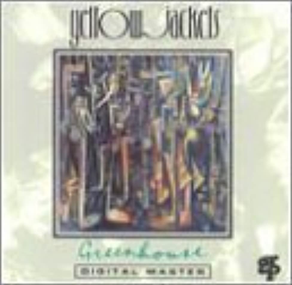 Greenhouse by Yellowjackets (1991) Audio CD