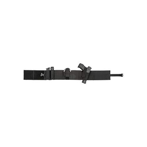 VEGA HOLSTER Fascia Elastica Regolabile 2ET21 con Fondina per Porto Occulto Pistola (Large, Destra)